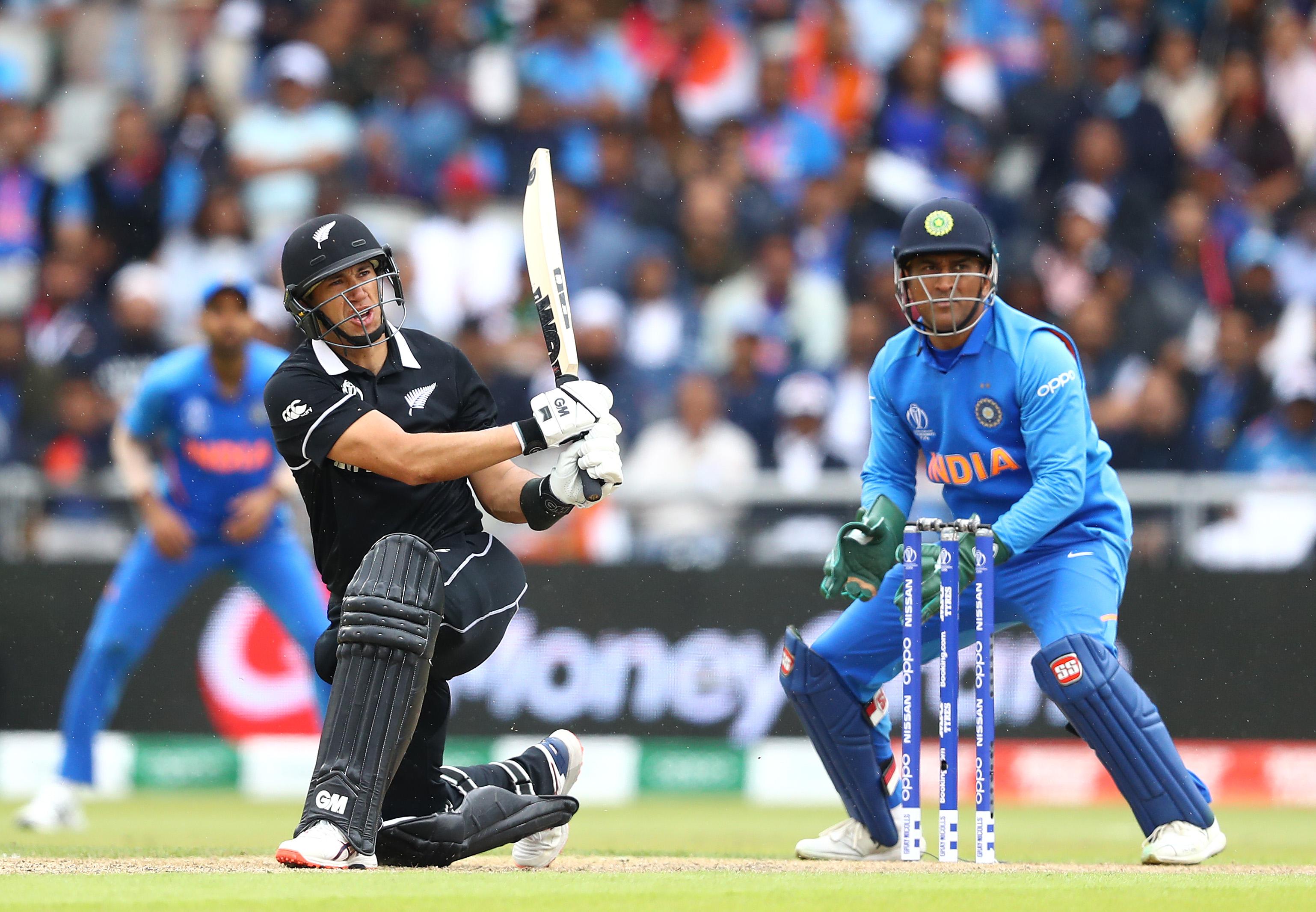 Ross Taylor ODI batting
