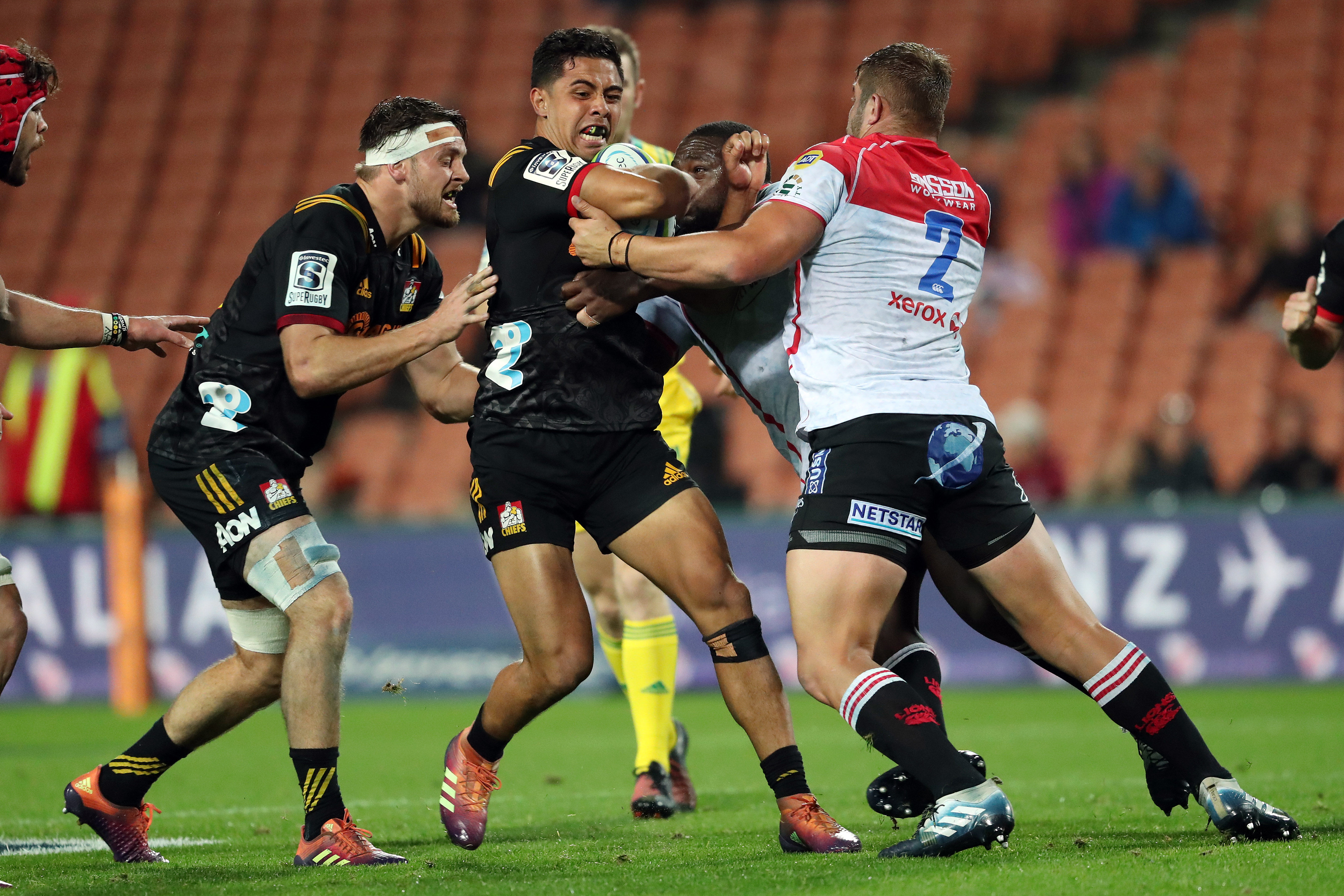 Golden lions rugby