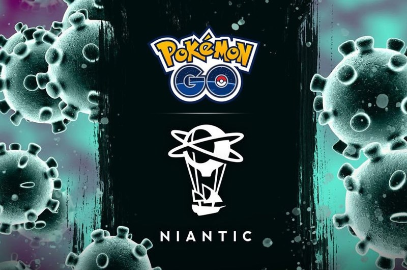 Pokemon Go Covid 19