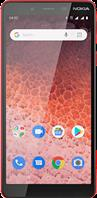 Nokia 1 Plus Dual Sim (8GB Red) 4G
