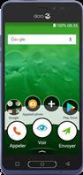 Doro 8035 (16GB Metallic Blue) 4G
