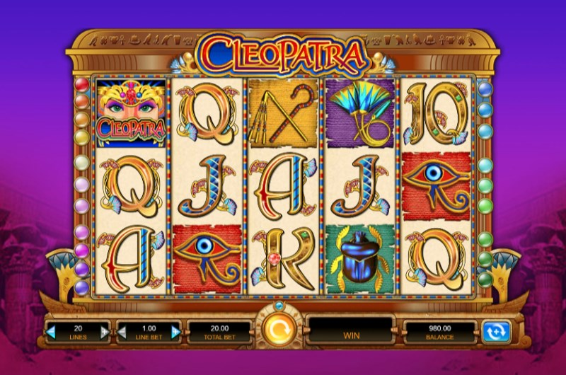 Cleopatra Casino Slots Best Offers Play The Legendary Egyptian
