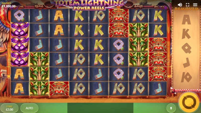 Spiele Totem Lightning - Power Reels - Video Slots Online