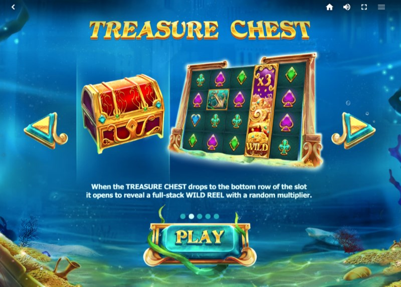 Treasure Chest Symbol