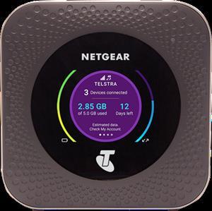 Netgear Nighthawk M1 (Black) 5G