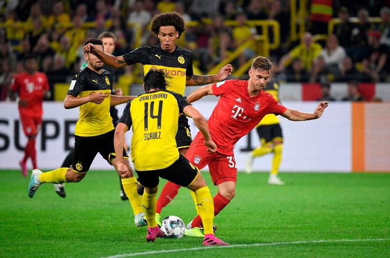München Vs Dortmund