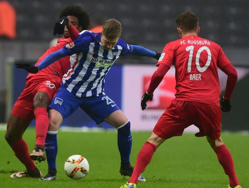Hertha Vs Augsburg