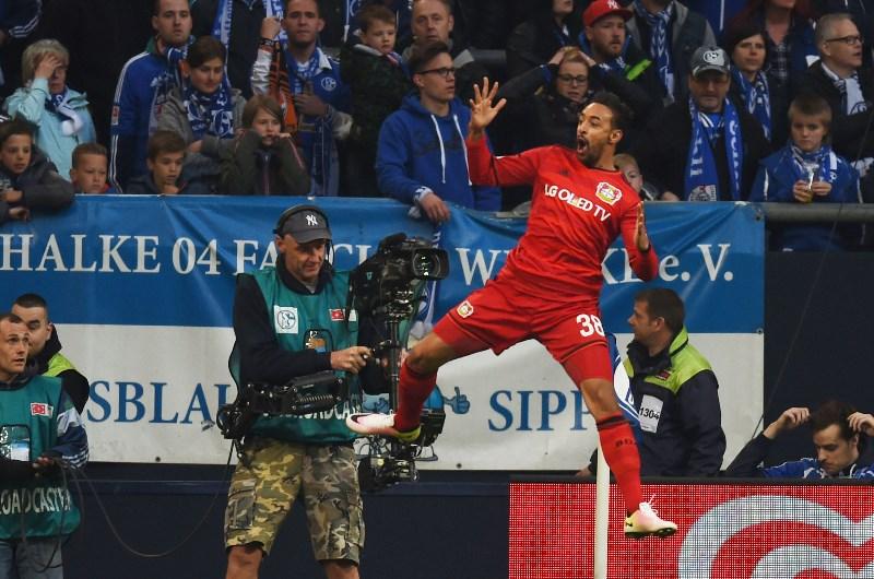 Bayer Leverkusen veltins