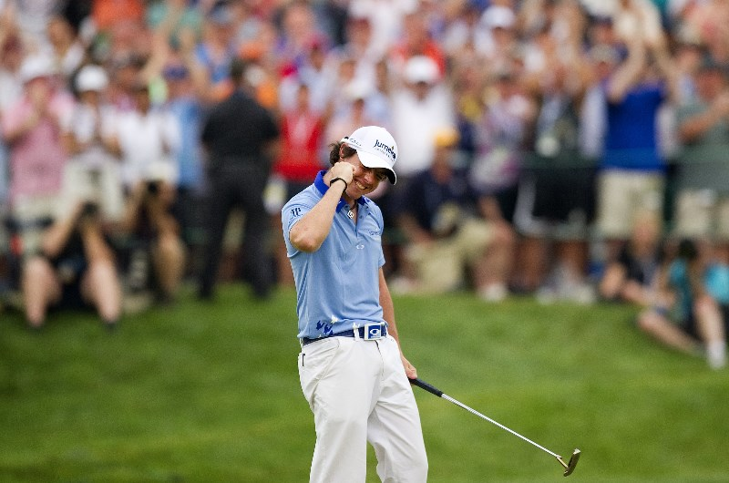 Rory McIlroy 2011 US Open