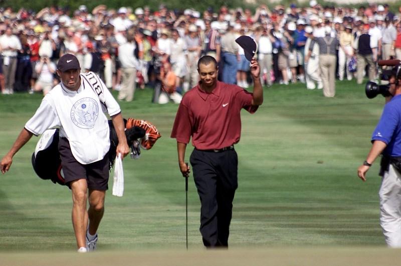 Tiger Woods US Open 2000