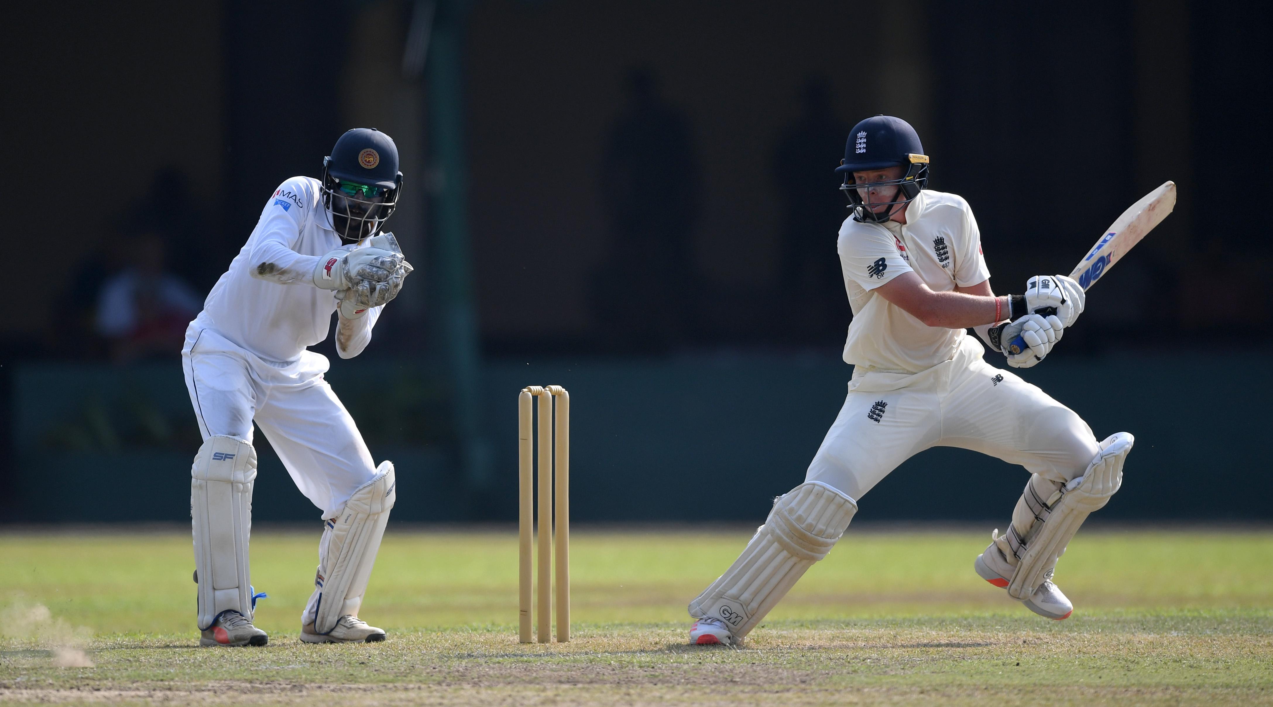 Ollie Pope Test cricket