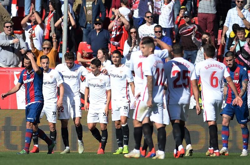 Sevilla v levante betting tips william hill betting on line