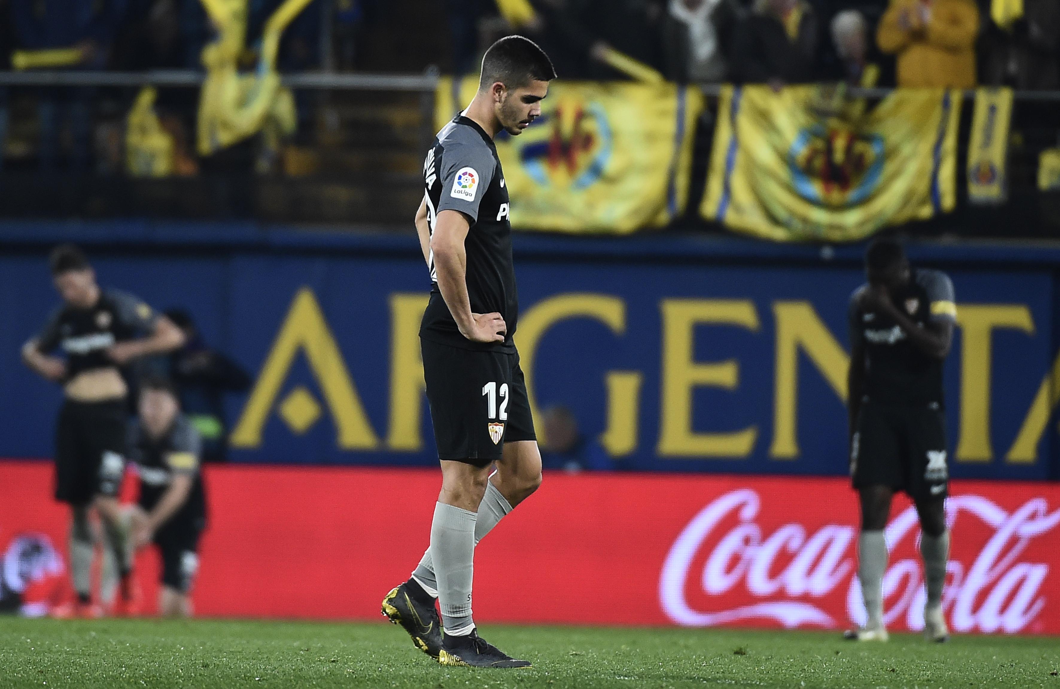 Sevilla vs villarreal