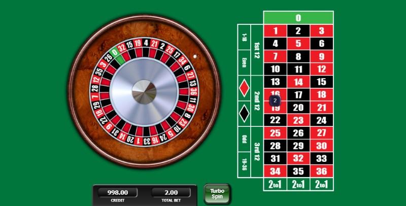 20p roulette casino online