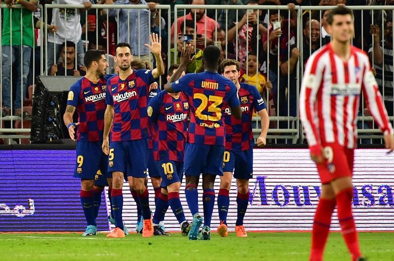 LIVE: Barcelona vs Atletico Madrid – Bioreports  |Barcelona-atlético Madrid
