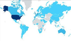 PayPal Countries