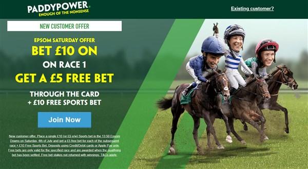 paddy power irish derby betting strategies