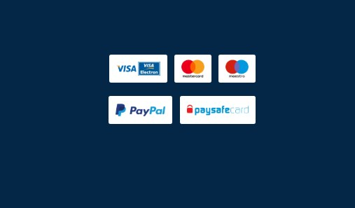 coral payment methods