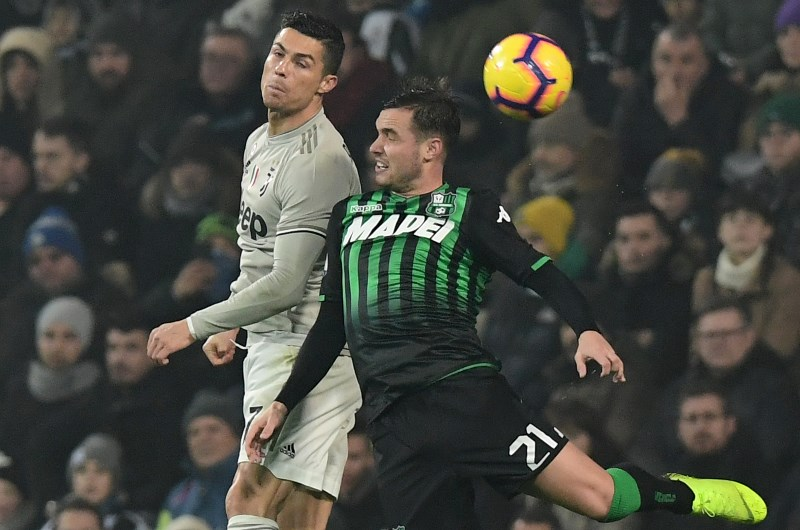 Sassuolo vs juventus betting preview cryptocurrency list 2021 action