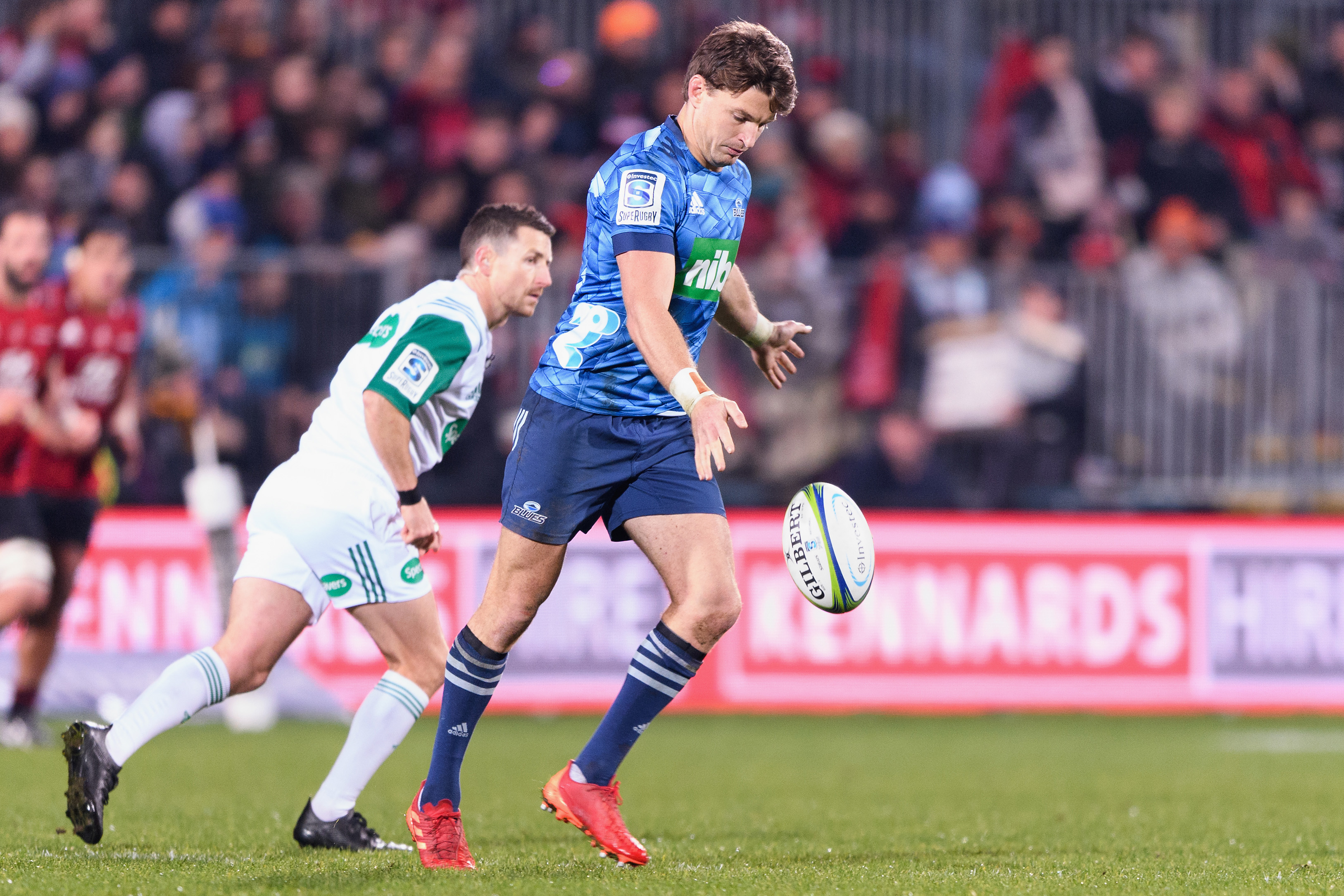 Beauden barrett blues