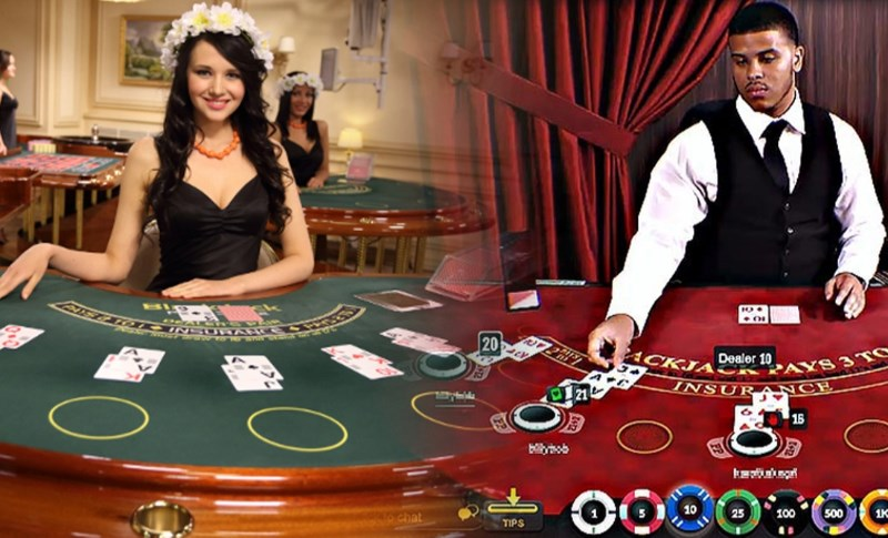 Live Dealer Casino Games South Africa