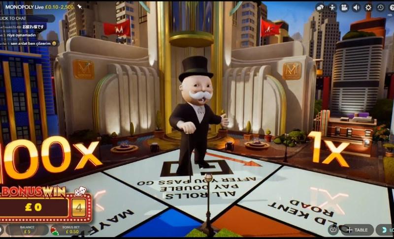 Monopoly 3D Bonus