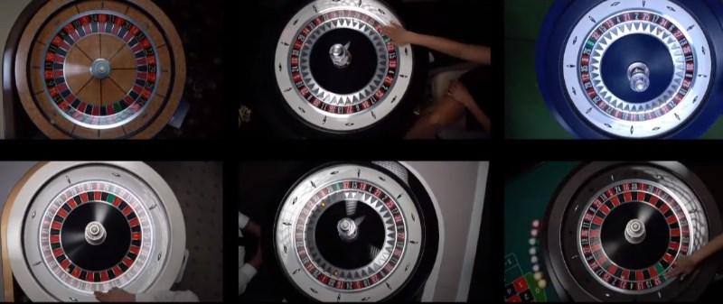 Wheel view Swift roulette