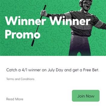 durban july special offer winner winner