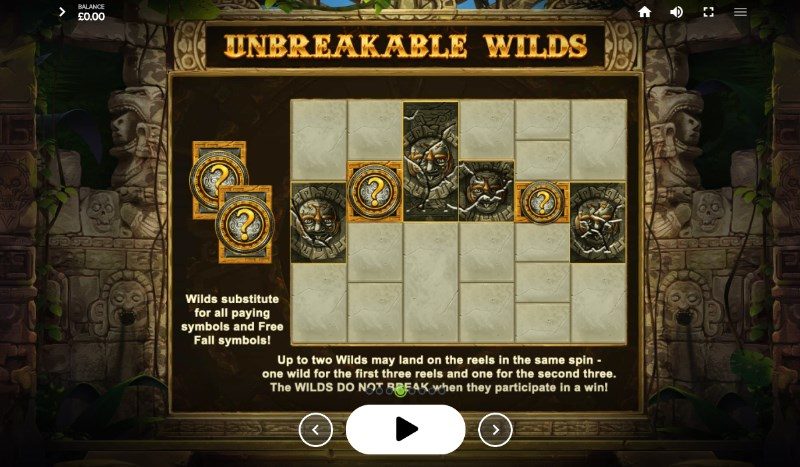 Unbreakable Wilds Feature