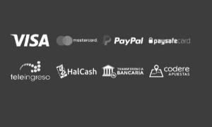 Codere payment methods