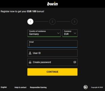 Bwin Promocode
