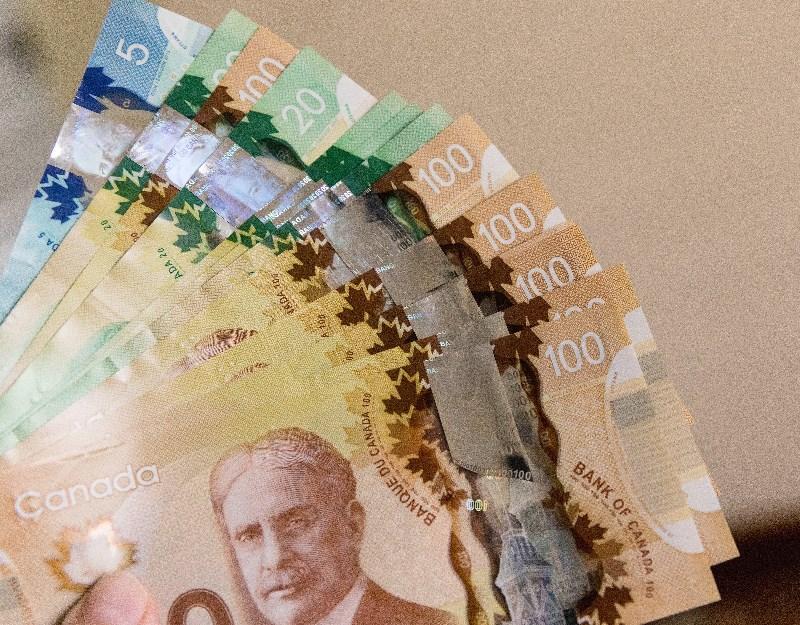 Canadian dollars for gambling
