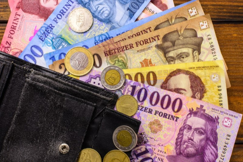 Forint at Hungarian online casinos