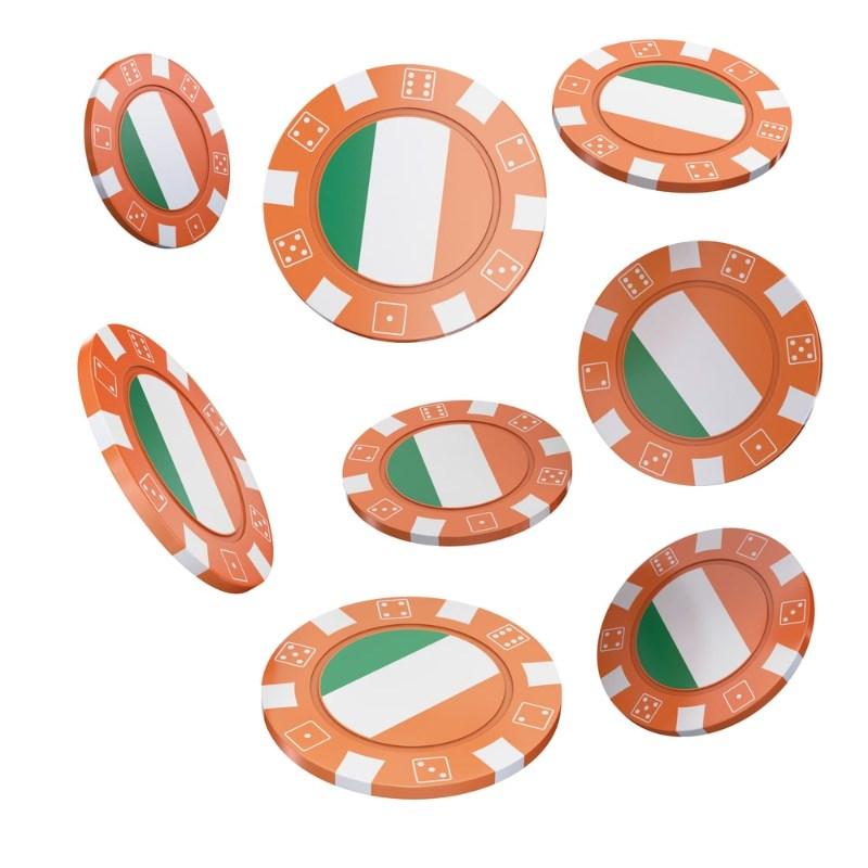Ireland casino chips