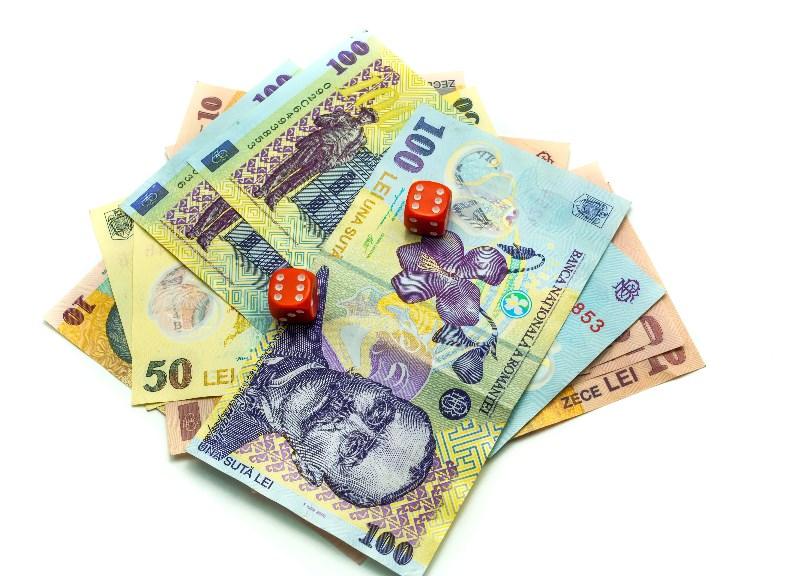 Romania Leu for gambling