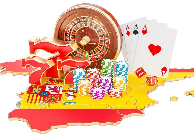 Spain Online Casino Games