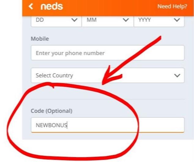 Neds Code