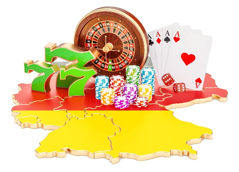 German online casino games