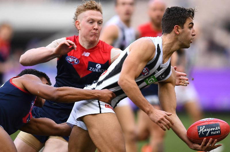 Melbourne Demons Vs Collingwood Betting Tips Predictions Odds Pies To Get Back On Track Against The Dees