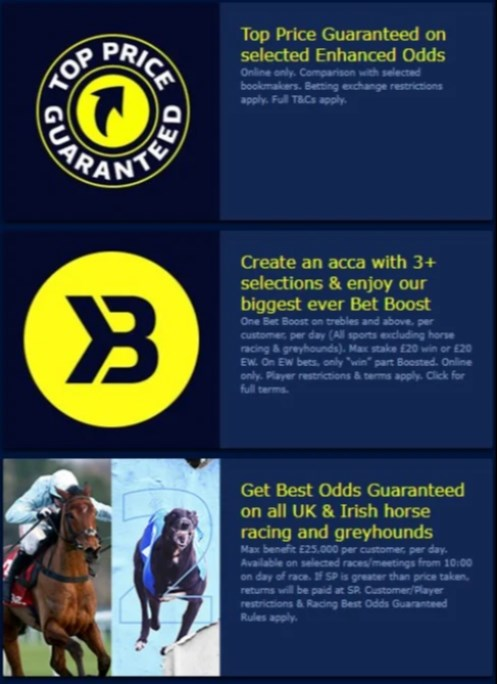 william hill promotions