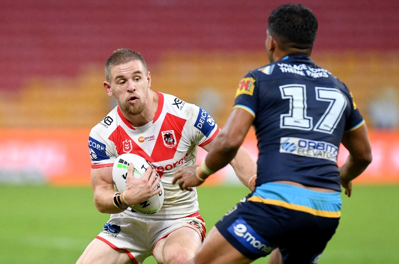Gold coast titans v st george illawarra dragons how much do epidural steroid injections cost