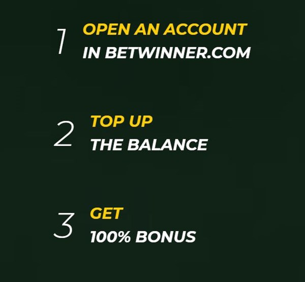 Betwinner registration
