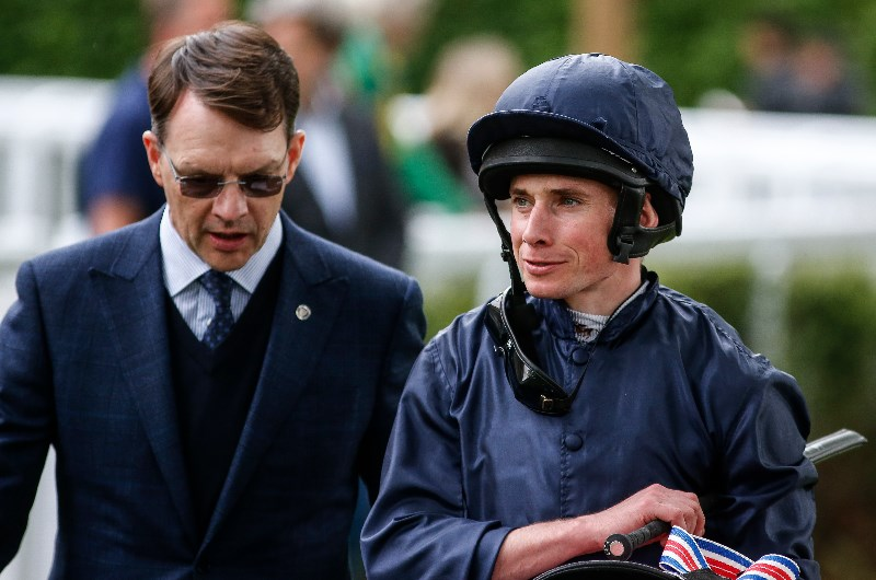aidan O'Brien ryan moore