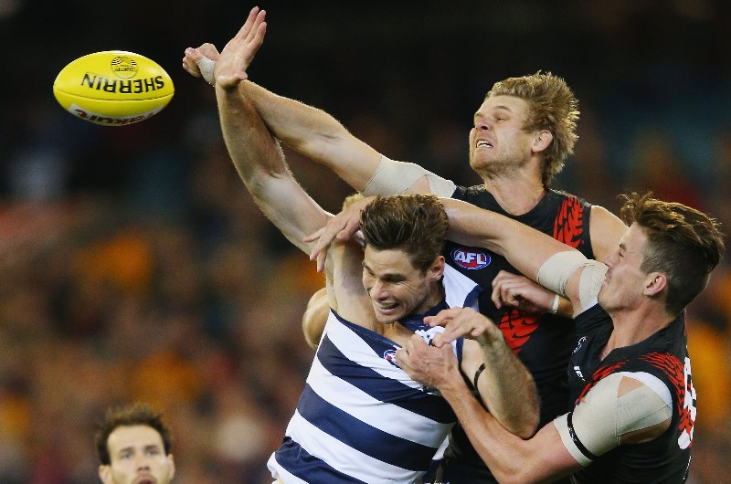 Geelong Cats Vs Essendon Bombers Betting Tips Predictions Odds Cats To Continue Minor Premiership Charge