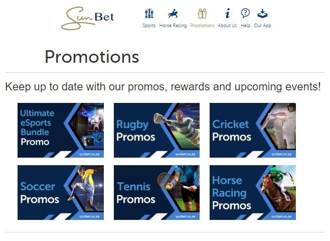 sunbet promotions