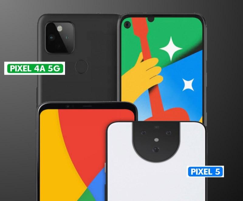 Pixel 4a 5G v Pixel 5