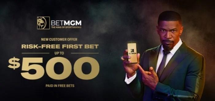 betmgm free bet