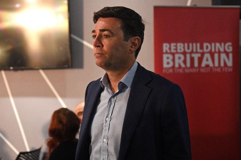 Andy Burnham Labour Leader odds