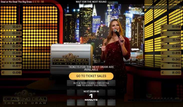 Live Deal or No Deal Tickets