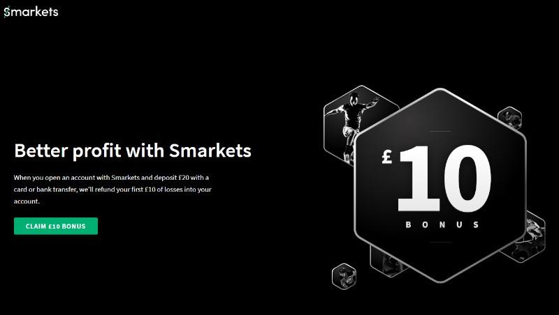 smarkets promotion code